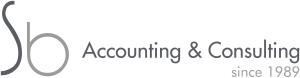 Sb Accounting & Consulting Logo